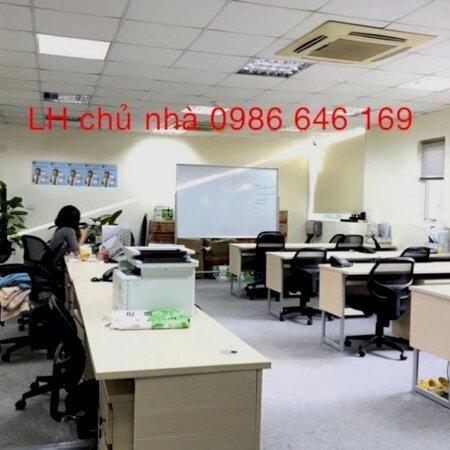 82 và 170m2 cho thuê tại nhà VP 9 tầng số 11 Thái Hà. Giá 17 triệu/tháng. LH trực tiếp chủ nhà 0986646169- Ảnh 4