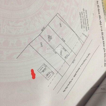 Bán Đât Làm Nhà Kho Xưởng Gần Kcn Hòa Khánh, 1063M, Lề 10M, Đường 21M.- Ảnh 1