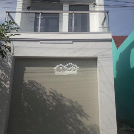 Cần Bán Nhà Mới Xây - Ngay Cầu Lớn Hóc Môn- Ảnh 1