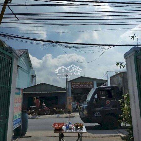 Đất Mặt Tiền Nguyễn Thị Thọ, Khu Phố 5, Tt Đức Hòa- Ảnh 3