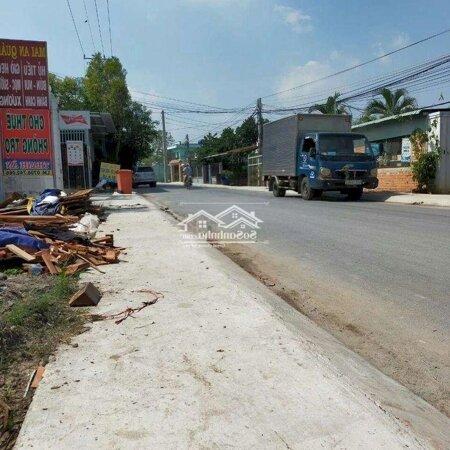 Đất Mặt Tiền Nguyễn Thị Thọ, Khu Phố 5, Tt Đức Hòa- Ảnh 5