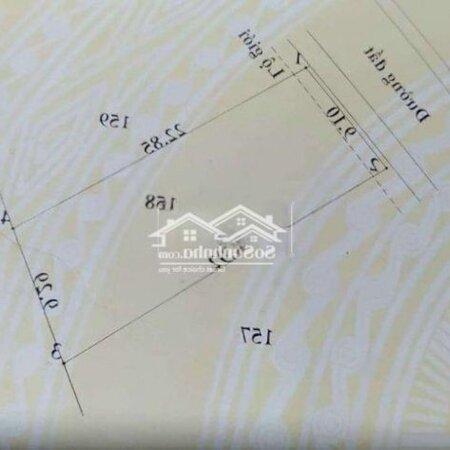 Đất Cu Chi 218M Tan Thanh Dong- Ảnh 1