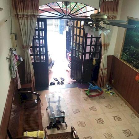 Nhà mới HXH 4 lầu giá 4 tỷ 85 Nguyễn Văn Công p.3 Gò Vấp- Ảnh 2