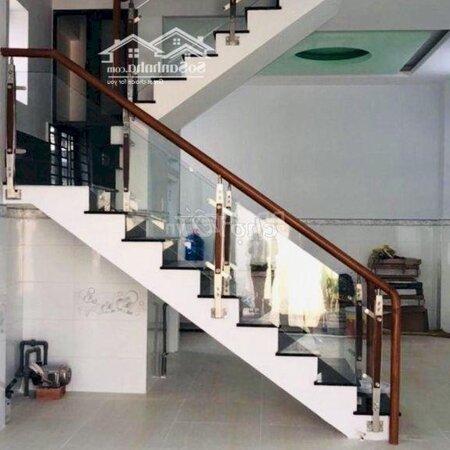 Nhà Thuê Mới Xây Q6_4Pn+3Wc_Hẻm Gần Cv Bình Phú- Ảnh 1