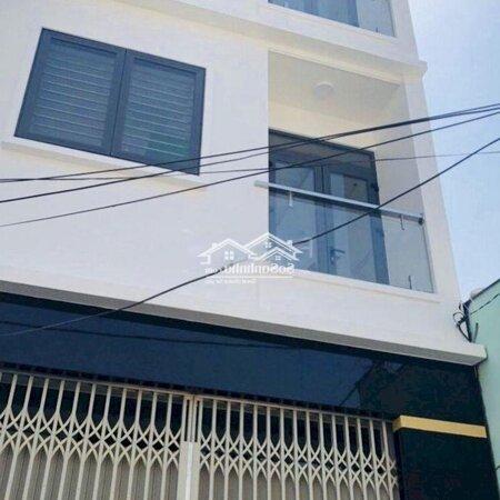 Nhà Thuê Mới Xây Q6_4Pn+3Wc_Hẻm Gần Cv Bình Phú- Ảnh 2