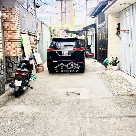 Bán Nhà Trọ 4.5X17Mhẽm Xe Hơi5M Phạm Văn Chiêu, P14, Gv- Ảnh 1