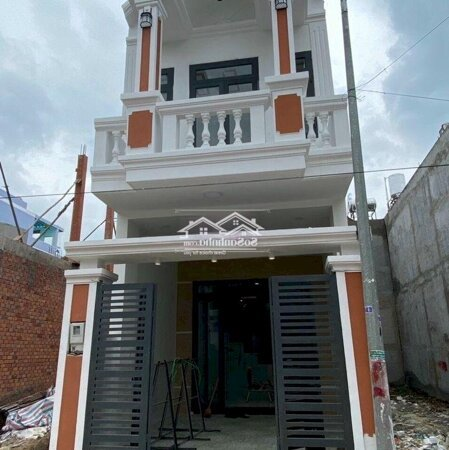 Bán Nhà 1T 1 Lầu64M2 Sổ Riêng Thổ Cư Đường Ô Tô P.hoá- Ảnh 1