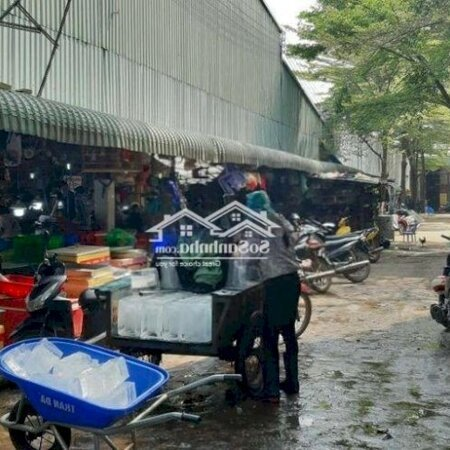 Cần Bán Đất Sau Chợ Phú Phong, Phường Bình Chuẩn- Ảnh 1
