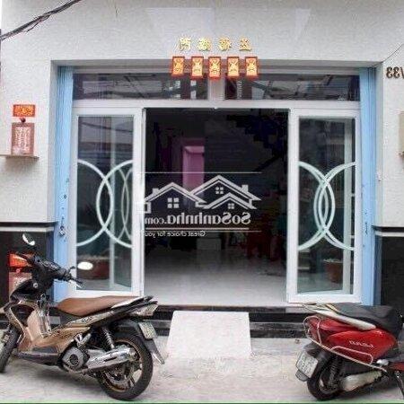 Nhà 1 Trệt 3 Lầu 5,5Mx24M Khuông Việt,Tân Phú- Ảnh 1