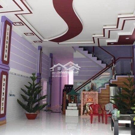 Nhà 1 Trệt 3 Lầu 5,5Mx24M Khuông Việt,Tân Phú- Ảnh 3