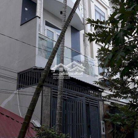 Nhà 1T 2 Lầukiên Cố Hẻm Xe Hơi Đường 24, Linh Đông- Ảnh 1