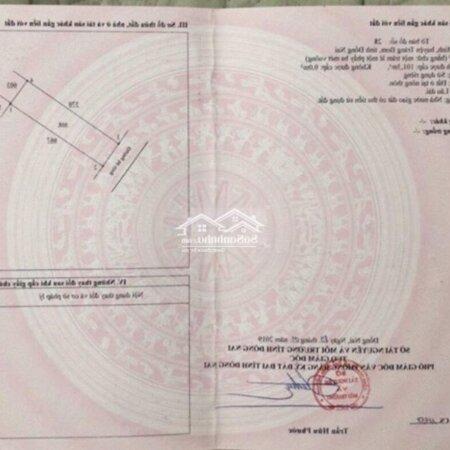 Đất Xã Bình Minh Huyện Trảng Bom 100M2- Ảnh 2
