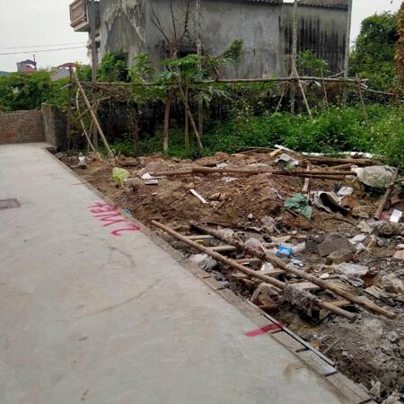 Bán lô đất 80m Quỳnh Hoàng, Nam Sơn, An Dương 760tr- Ảnh 2