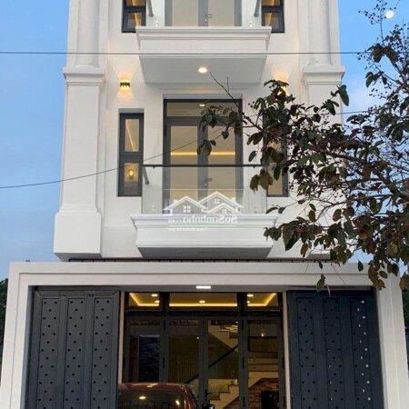 Bán Nhà 3 Lầu Thị Trấn Trảng Bom Khu Gold Hill- Ảnh 1