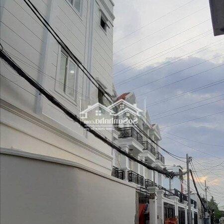 Nhà Phố Cách Phạm Văn Đồng 500M,1T 2 Lầushr,Sân Ô Tô- Ảnh 2