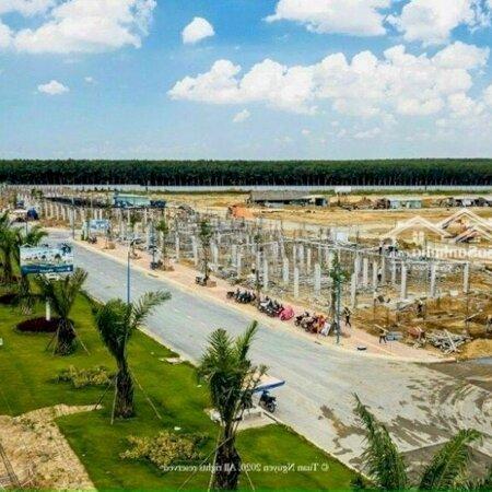 Đất Nền Nhà Phố Gần Cổng Sân Bay Long Thành 100M²- Ảnh 7