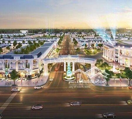 Đất Nền Nhà Phố Gần Cổng Sân Bay Long Thành 100M²- Ảnh 5