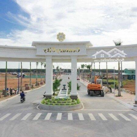 Đất Nền Nhà Phố Gần Cổng Sân Bay Long Thành 100M²- Ảnh 6