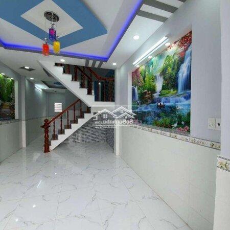 Bán Nhà 1 Trệt 1 Lầu Phan Văn Hớn 80M2- Ảnh 4