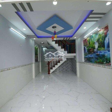 Bán Nhà 1 Trệt 1 Lầu Phan Văn Hớn 80M2- Ảnh 8