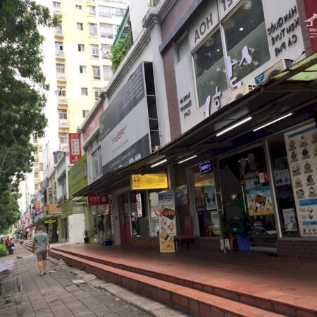 New! Cho thuê căn shop mặt tiền đường Phạm Văn Nghị, Phú Mỹ Hưng, Q7- Ảnh 1