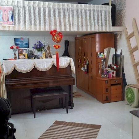 Cho thuê Căn STUDIO Quận 1 Hồ Hảo Hớn Full nội thất 25m2- Ảnh 2