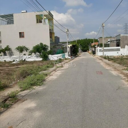 Bán Lô Đất Shr 105M2 Ngay Thị Trấn Lai Uyên- Ảnh 1