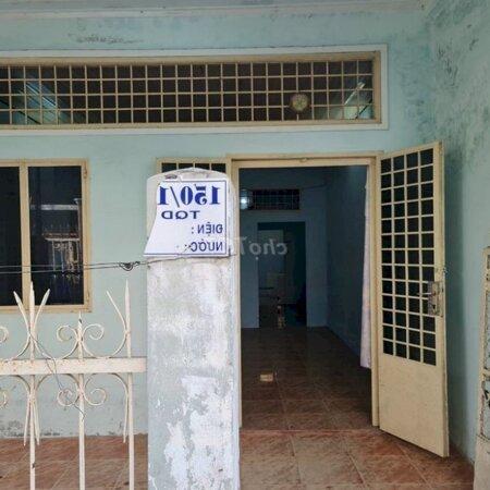 Bán Nhà Hẻm150-Trần Quang Diệu- Ảnh 1