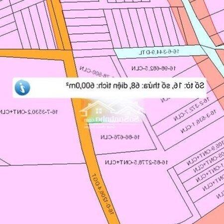 Đất Huyện Long Thành 600M² Shr Gần Kdt Gemskyworld- Ảnh 4