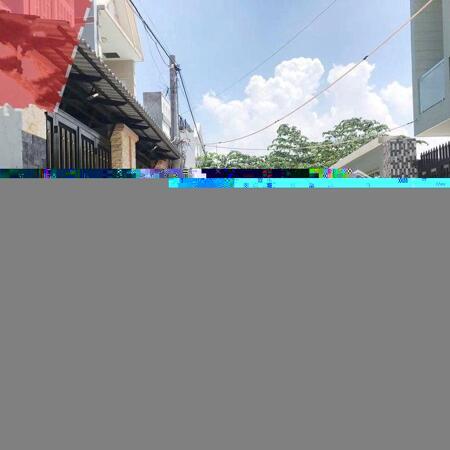 Lô Nhì Mặt Tiền 4.6X13M Shrhẽm Xe Hơivay Bank 70%- Ảnh 1