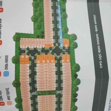 Bán đất dự án Tân Phước Center- Ảnh 1