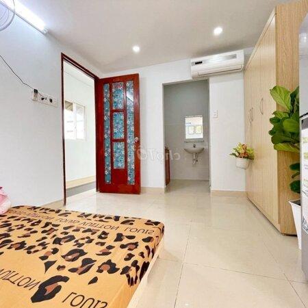 Phòng Mới Có Cửa Sổ View Đẹp Kệ Bếp Bồn Rửa- Ảnh 3
