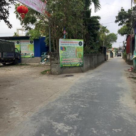 Bán 95m2 đất ngay chợ Kiều Trung, xã Hồng Thái, huyện An Dương.- Ảnh 1