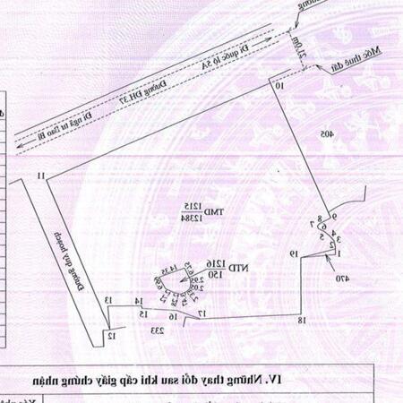 Chính chủ bán lô GÓC diện tích (67 m2) gần Bệnh Viện Đa khoa Phố Nối- Ảnh 1