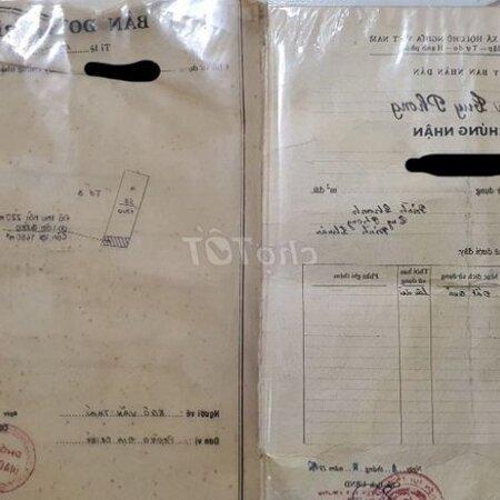 Bán Đất Ven Biển Bình Thạnh, Tuy Phong, Bt 1480M2- Ảnh 3