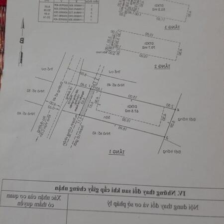 Bán gấp nhà 1 trệt 2 lầu, thiết kế hiện đại, mặt tiền đường số, ngay Chợ Hiệp Bình, phường Hiệp Bình Chánh, Quận Thủ Đức, Hồ Chí Minh- Ảnh 4