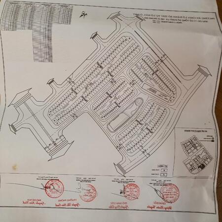 Cần bán đất dịch vụ 60m2 và 80m2 Tây Tựu- Ảnh 1