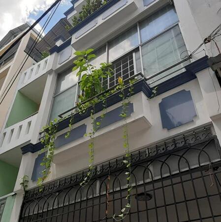 Chính chủ gửi bán nhà hẻm XH gần CV Lê Thị Riêng, 3 tầng đúc(4mx15m) giá 7,7 tỷ (Có TL)- Ảnh 1
