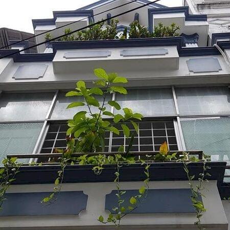 Chính chủ gửi bán nhà hẻm XH gần CV Lê Thị Riêng, 3 tầng đúc(4mx15m) giá 7,7 tỷ (Có TL)- Ảnh 2
