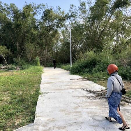đất giá rẻ hoà tiến chỉ 620tr có ngay lô đất đẹp view sông diện tích 125m2 khu dân cư đông đúc đèn đường sáng rực- Ảnh 5