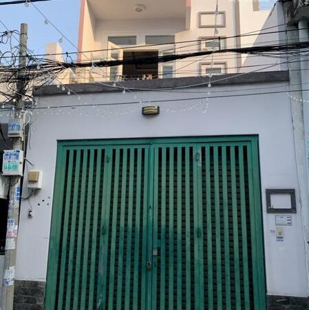 Cần Tiền Bán Gấp Nhà Phố Đẹp 1 Lầu HXH Vườn Điều, Phường Tân Quy, Quận 7- Ảnh 1