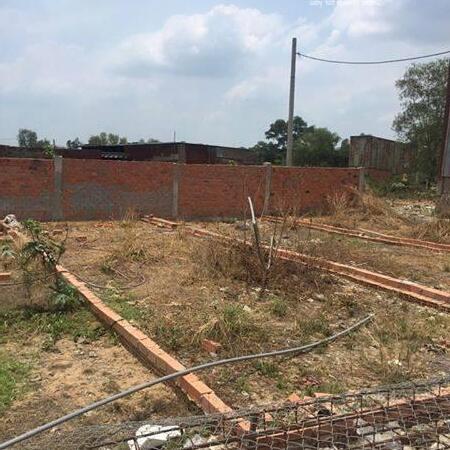 Bán 2 lô đất liền kề 4x13 m2 mặt tiền 5 m ở ấp 6 vĩnh lộc b Bình chánh- Ảnh 1