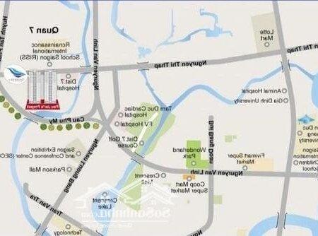 Chung Cư Cosmo City 102M² 3 Pn. Góc 2Mt. Lầu 16.- Ảnh 8