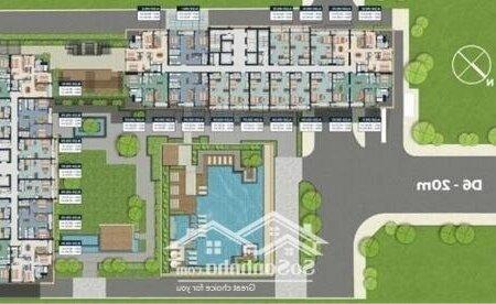Chung Cư Cosmo City 102M² 3 Pn. Góc 2Mt. Lầu 16.- Ảnh 7