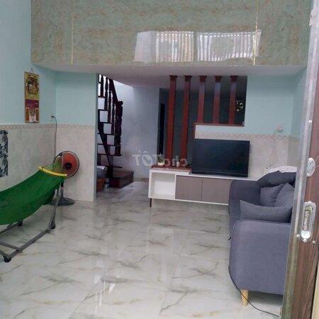 Nhà 3,9*10,2 Đúc Lửng Ngay Coopmart Quang Trung Gv- Ảnh 2
