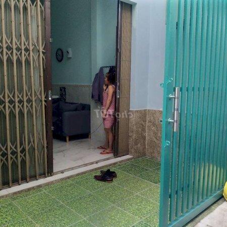 Nhà 3,9*10,2 Đúc Lửng Ngay Coopmart Quang Trung Gv- Ảnh 1