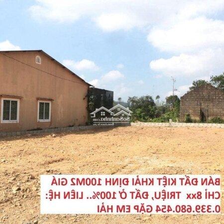 Đất Thành Phố Huế, Khải Định, Thủy Xuân. 100M²- Ảnh 1