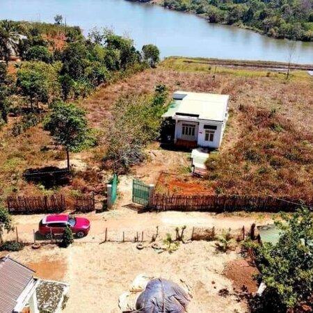 Nhà Vườn View Hồ Buôn Bông Eakao, 400M2 Thổ Cư- Ảnh 1