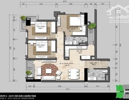 Chính chủ cần bán gấp chung cư 2PN tại Iris Garden- Ảnh 2