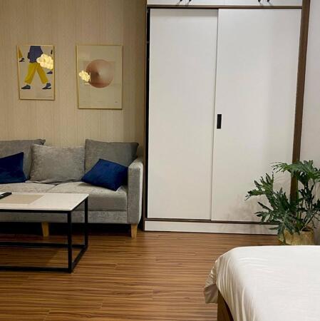 Officetel Sunrise City View nội thất nhìn là mê, giá miễn chê 9.5tr- Ảnh 1